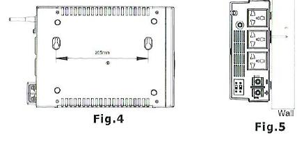 Mounting Mercury Inverter