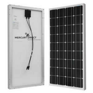Mercury 260 watts Solar Panel
