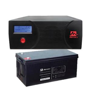Mercury 1.2KVA Complete Inverter System 200ah