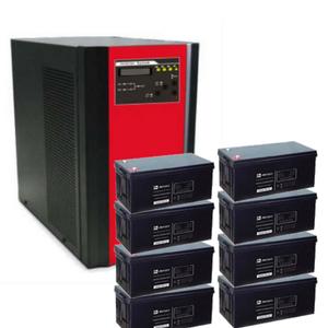 Mercury 5kva Complete Inverter System