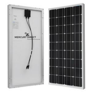 Mercury 260 watts Solar Panel