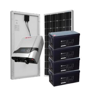 Mercury 5KVA Hybrid Complete Inverter Solar System