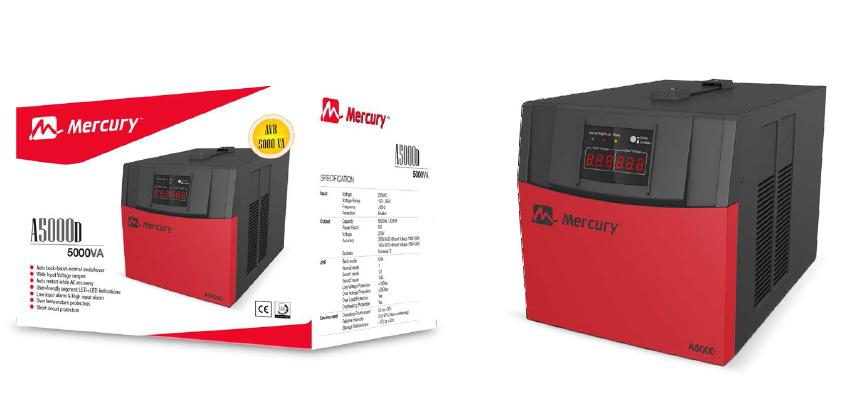 Mercury AVR