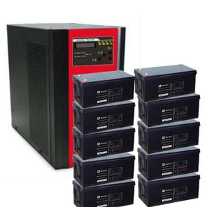 Mercury 7.5kva Complete Inverter System